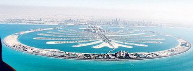 Work on Dubai's Palm Jumeirah Boardwalk to begin this month | Limousines | Scoop.it