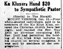 Documents from the Washington State KKK in the 1920s primary source 3 | Ku Klux Klan1 | Scoop.it