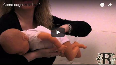 Cómo coger a un bebé | Apasionadas por la salud y lo natural | Scoop.it