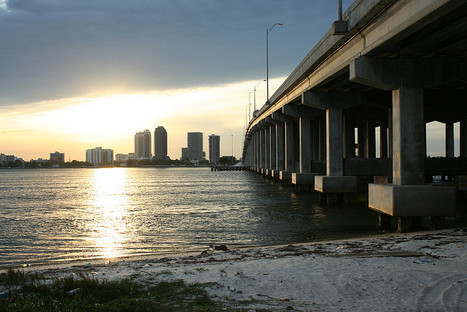 Body Found in Water Near Julia Tuttle Causeway, Between Miami and Miami Beach | The Billy Pulpit | Scoop.it
