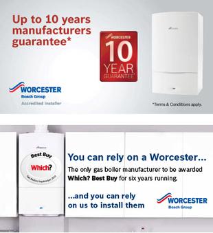 Exclusive 5 - 7 Year Minimum Guarantee & Warranty on Worcester Greenstar boilers | Boiler Installation & Repairs London | Scoop.it