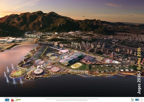 Designing an Olympic Village with a green afterlife for Rio 2016 | green streets | Scoop.it