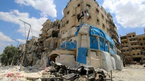Aleppo during shelling the hospital killed at least 14 people   The Univers News - Latest Online News   Scoop.it