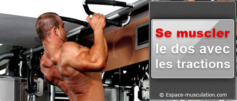 Conseils pour les tractions | MMA Fitness Musculation | Scoop.it