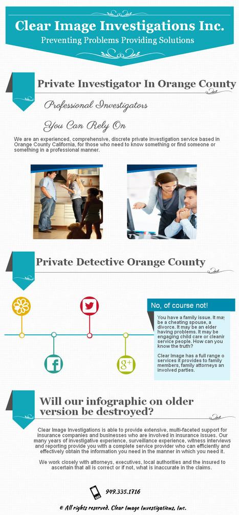 Private Investigators Orange County   Private Investigators Orange County   Scoop.it