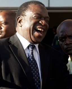 Succession: Zim VP Mnangagwa 'playing his cards well' - News24 | NGOs in Human Rights, Peace and Development | Scoop.it