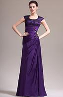 [USD 168.97] eDressit 2013 New Adorable Cap Sleeves Purple Mother of the Bride Dress (26134606) | edressit collection | Scoop.it
