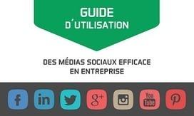 8 éléments à considérer pour bâtir un guide d'utilisation des médias sociaux efficace en entreprise - Le Blogue de la recherche d'emploi par Jobillico.com | Social Media | Scoop.it