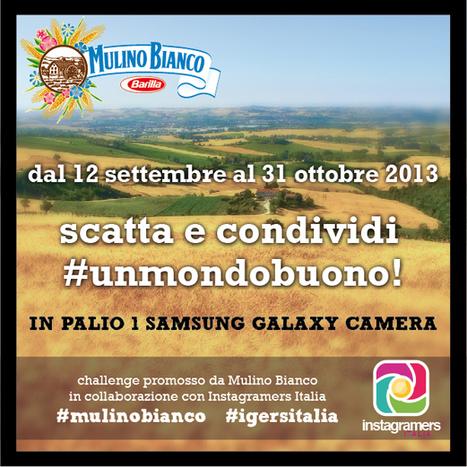 [Caso Studio] Instagram per Mulino Bianco | Mimulus | Social media culture | Scoop.it