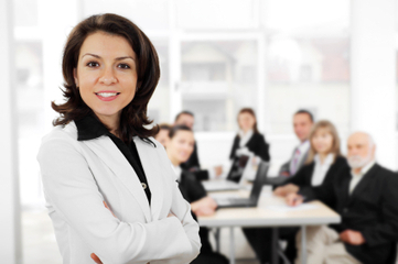 Hispanic and Latino Business Women and Men Emerging as Influential Leaders » The Glass Hammer | Latina Leadership | Scoop.it
