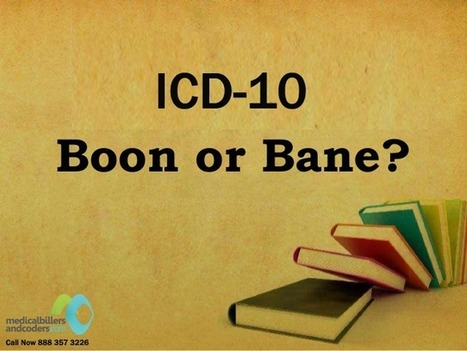 ICD-10 Dos and Dont | ICD-10 | Scoop.it