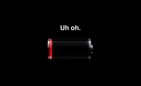 Bad Battery Life Issues Remain in iOS 5.1 | All about Apple | Scoop.it