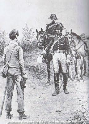 ... Généalog ... SAUDRUPT HAIRONVILLE ... La Saulx ...: Au temps de la gendarmerie à cheval ... | GenealoNet | Scoop.it