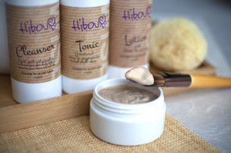 Hibou Naturel - Deep Cleanse Yellow Mineral Clay Mask - Review | Organic Beauty Trends | Scoop.it