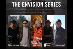 «Envision», quand Ray-Ban met à l'honneur les particuliers qui ont trouvé le but de leur vie   Autour de Mathias: Social Media, Storytelling & Audiovisual   Scoop.it