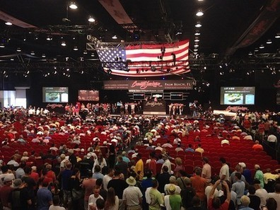 Barrett-Jackson Palm Beach collector car auction hits record attendance   Sports marketing ,advertising, and brand management   Scoop.it