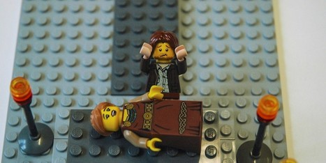 Classic Literature Recreated With Lego Will Bring You Pure, Plasticky Joy | Writing, Literature, Editing and Publishing | Scoop.it