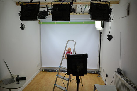 The Studio Conversion with Eight LED lights. | Photography | Scoop.it