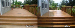 Make Your Faded Wooden Deck New, Picture A Shiny New Makeover   Cal Preserving   Scoop.it