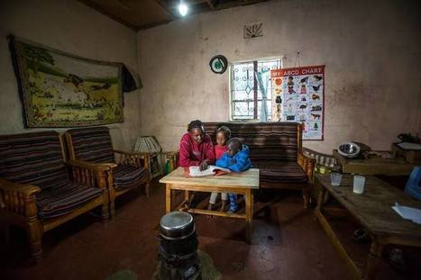 How This Solar Startup Became a Multinational Social Enterprise | Impact Investing and Inclusive Business | Scoop.it