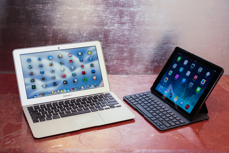Air vs. Air: Can the iPad Air be a suitable stand-in for a MacBook Air? | Educational Technology - Yeshiva Edition | Scoop.it