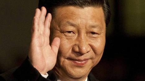 Du Roquefort pour la visite du président chinois   Journal de Millau   50e anniversaire de l'établissement des relations diplomatiques entre la France et la République populaire de Chine   Scoop.it