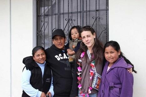 Le départ d'un volontaire, l'occasion de faire une grande fête d'adieu | Actualité du monde associatif, du bénévolat, des ONG, et de l'Equateur | Scoop.it