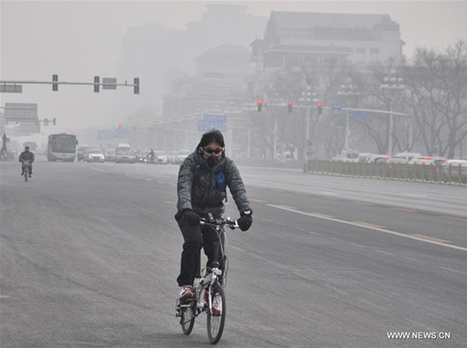 Beijing plans to beat smog by 2030 - China.org.cn | China environment (climate policy) | Scoop.it