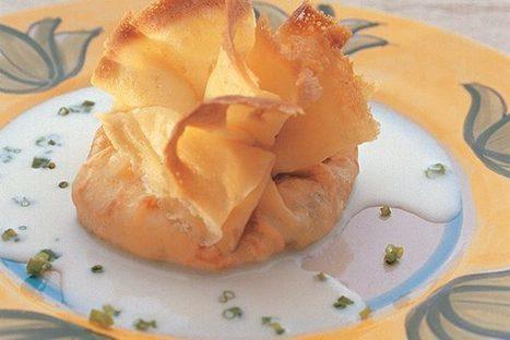 Crêpes farcies à l'Etivaz AOP et aux poireaux | The Voice of Cheese | Scoop.it