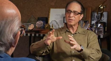 Kurzweil Interviews Minsky: Is the Singularity Near? | The Robot Times | Scoop.it