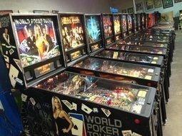 Midwest Ann Arbor Pinball Museum to showcase 100 old machines - AnnArbor.com | Pinball and Arcade Machines | Scoop.it
