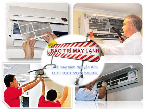 Vệ sinh máy lạnh tại nhà ở đâu giá rẻ, uy tín & chất lượng? | amaytinhbang | Scoop.it