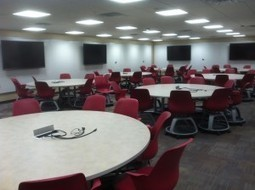 University Library learning spaces. SCALING UP THE LIBRARY - The Ubiquitous Librarian - The Chronicle of Higher Education | learning spaces | Scoop.it