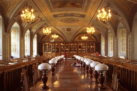 Mi Ventana JC - booksnbuildings: European university libraries,... | Academic and Research Libraries | Scoop.it