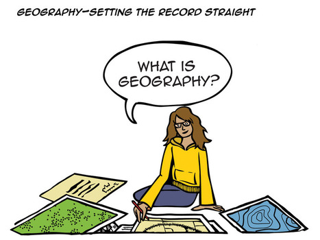 What is Geography? | Geography : Introduction | Scoop.it