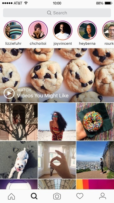 Introducing Stories on Explore | iPhoneography-Today | Scoop.it