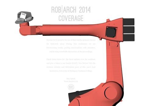 ROB|Arch 2014 | Architecture, design & algorithms | Scoop.it