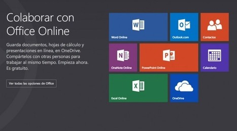 Google Docs vs Microsoft Office Online | Educacion, ecologia y TIC | Scoop.it
