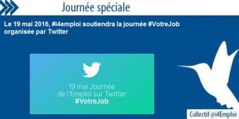 #Talents : utilisez efficacement #VotreJob le 19 mai (@TwitterFrance #i4emploi #emploi) | FORMATION CONTINUE | Scoop.it