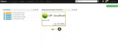 Online course 2: installing WebUI / Some monitoring guys   IT-shinken   Scoop.it