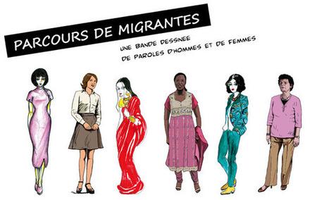 Parcours de Migrantes - La BD   Buena Soppa   Scoop.it