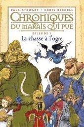 Chroniques du marais qui pue – Paul TEWART – Chris RIDDELL – Editions Milan | La bibliothèque jeunesse idéale | Scoop.it