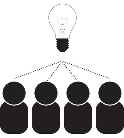 Crowdsourcing vs Collective Intelligence. What's the diff? | leapmind | Scoop.it