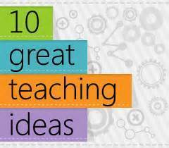 10 great teaching ideas | Digital technologies within the classroom | Scoop.it