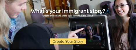 The Best Places Where Students Can Tell Their – And/Or Their Families – Immigration Story | Digital Storytelling Tools, Apps and Ideas | Scoop.it