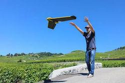 Après les satellites et les avions, les drones arrivent en soutien aux agriculteurs   IT , Innovation digital   Scoop.it