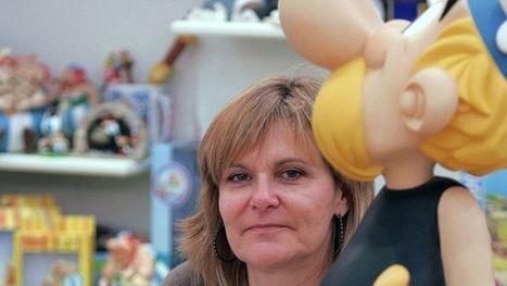 Sylvie Uderzo: «Je veux dire à mon père que je l'aime»   Médias, art, création et divertissement   Scoop.it