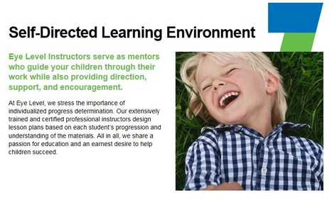 Self-Directed Learning Environment | education franchise | Scoop.it