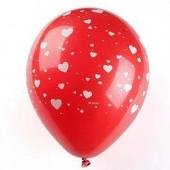 Valentines Day Balloons | Heart shaped Balloons in India - PrettyurParty | Pretty Ur Party | Scoop.it