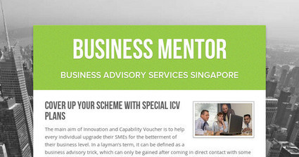 Cover Up Your Scheme With Special ICV Plans | Ytfconsultants | Scoop.it